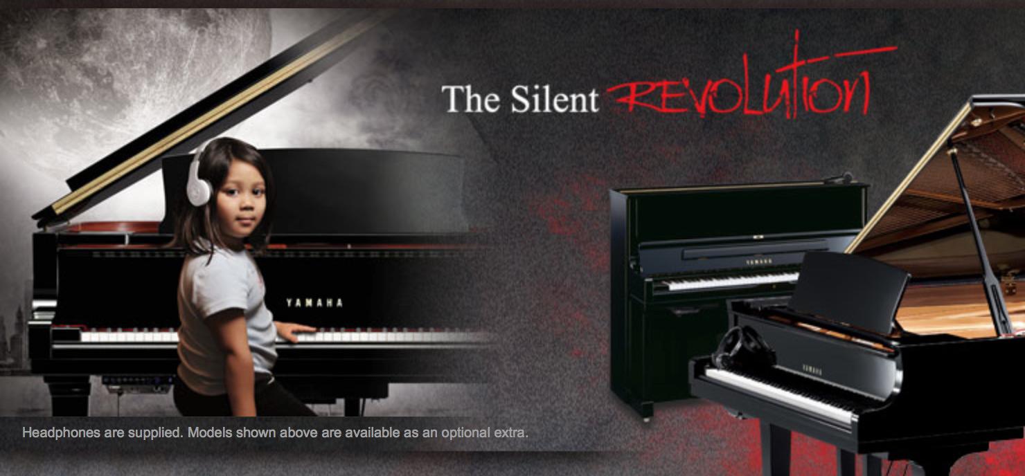 Yamaha Silent SG2